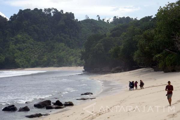 Pantai Ngalur,