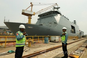 Export of SSV Warship to Philippines to Continue: PT PAL