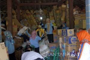 Bantuan Kemanusian Korban Longsor
