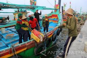 Penurunan Rumah Tangga Nelayan