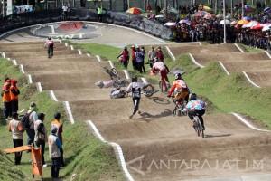 Banyuwangi International BMX Hari Kedua