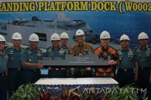 TNI AL Kembali Pesan Kapal Perang PAL Indonesia