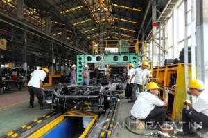 Pembangunan Pabrik Baru INKA Tunggu Kementerian BUMN