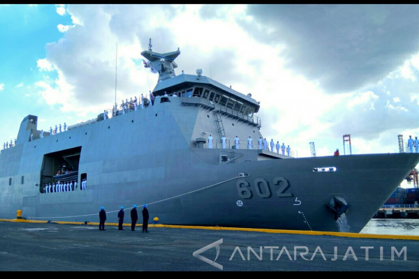 Berlayar Mengikuti Ekspor Kapal Perang ke Filipina (2)