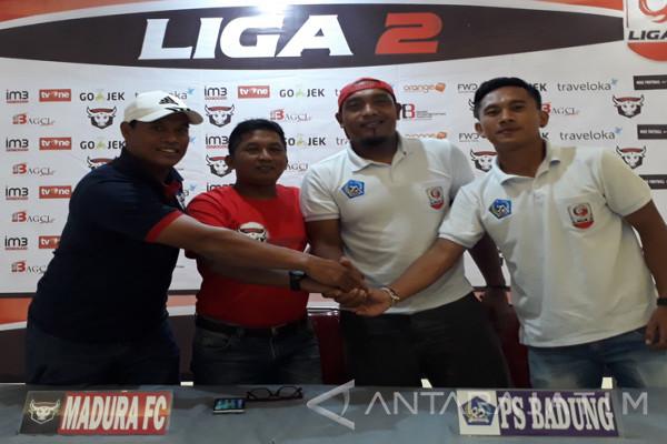 Madura FC Tak Turunkan Dua Pemain Inti