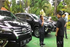 PN Surabaya Punya Tiga Mobil Dinas Baru