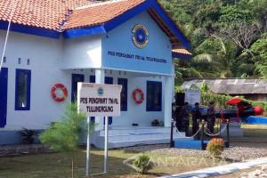 TNI AL Perketat Pengawasan Pesisir Selatan Tulungagung