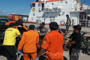 Polres Sumenep Koordinasikan Penyelidikan Terbakarnya KM Mutiara