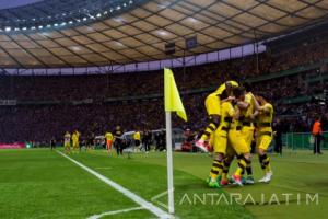 Hasil dan KlasemenLiga Jerman, Dortmund Tetap di Puncak