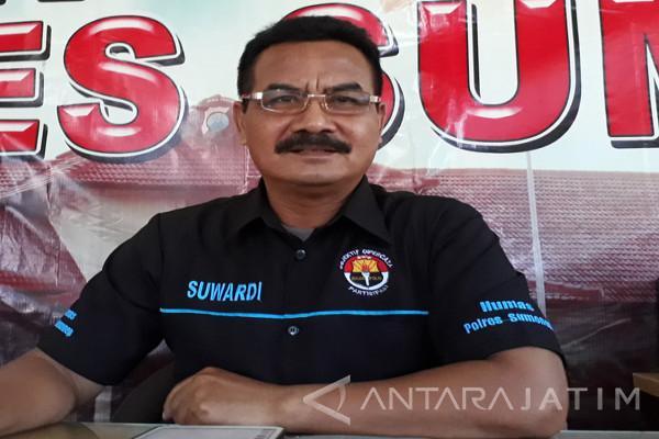 Polisi: Sabu-Sabu Pengedar di Sumenep dari Sampang