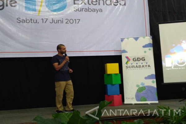 Google Kenalkan Programer Surabaya Pada Sistem Baru