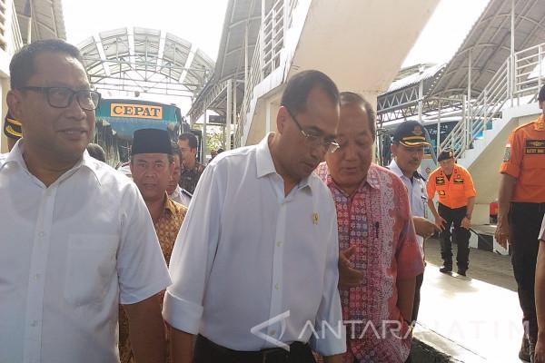 Menjadikan Terminal Purabaya Serasa Bandara