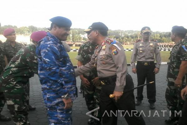 Polda Terjunkan 13 Ribu Personel Amankan Lebaran