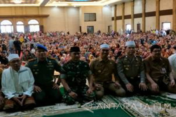 Wali Kota Malang Santuni 12 Ribu Dhuafa-Yatim Piatu (Video)