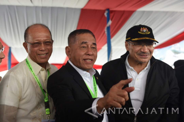 Indonesia, Malaysia, Philippines Inaugurate Trilateral Maritima Patrols