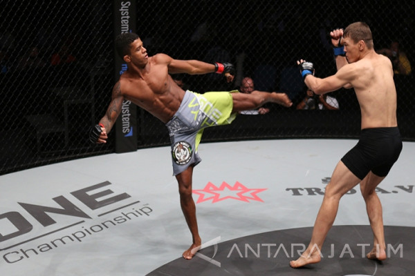 "Hasil One Championship ""Warrios"