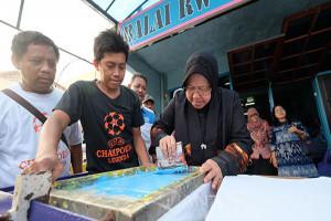 Upaya Pemkot Surabaya Dongkrak Perekonomian Warga Dolly