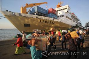 Arus Mudik Pelabuhan Tanjung Perak