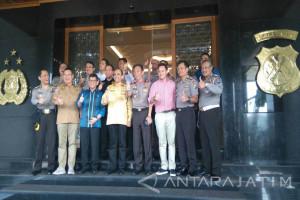 Anggota Komisi III DPR RI Apresiasi PAM Mudik Lebaran Polda