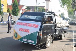 Zakat Fitrah di Kota Madiun Ditetapkan 3 Kilogram