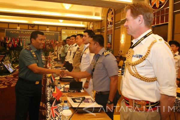 TNI AL Gandeng 42 Negara Sahabat Tangani Kemanusiaan