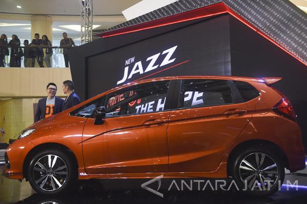 New Honda Jazz Bidik Pasar Jawa Timur