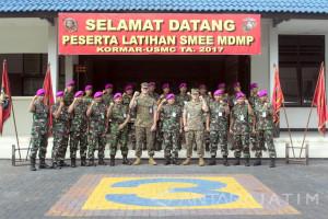Marinir Indonesia Amerika Gelar Latihan Bersama