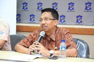 Disbudpar : 24 Juta Wisatawan Berkunjung ke Surabaya
