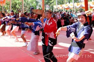 Festival Yosakoi Ke-15 Digelar di Surabaya