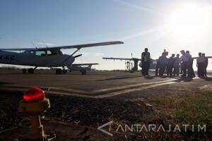 Kemenhub akan Perpanjang Landas Pacu Pesawat Bandara Trunojoyo