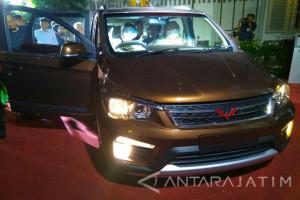 Wuling Motors Bidik Pasar Otomotif Surabaya