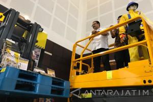 Pameran Manufakturing Surabaya Targetkan 6.000 Pengunjung