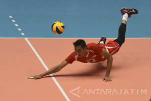 Menanti Prestasi  Voli Indonesia di Ajang Sea Games