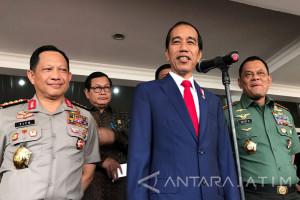Jenderal Gatot Berharap Capaja TNI-Polri Berpikir Strategis