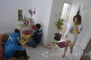 BNN Razia Rumah Kos di Tulungagung (Video)