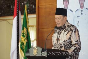 Prabowo Beri Surat Tugas Pilkada Jatim ke La Nyalla