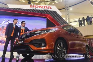 Peluncuran New Honda Jazz Surabaya