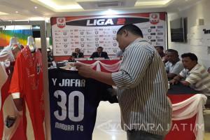 Madura FC ingin Gusur Posisi Persigo