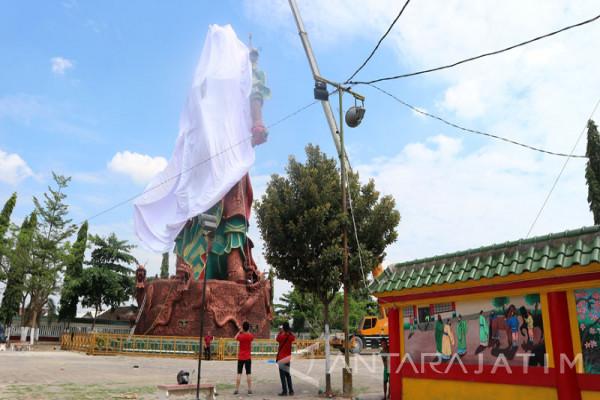 Pemprov Jatim Minta Kedepankan Musyawarah Patung Tuban
