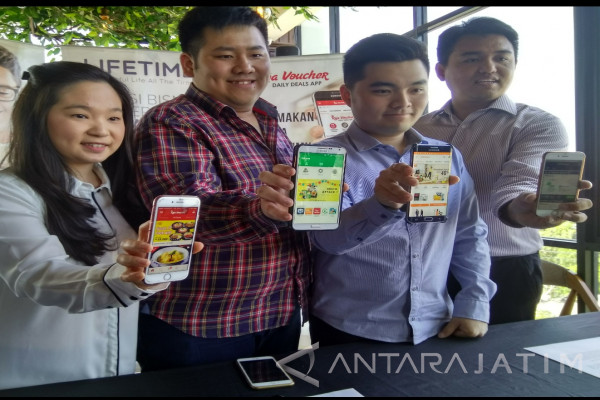 Aplikasi Belanja Tanpa Libur Muncul Dari Surabaya