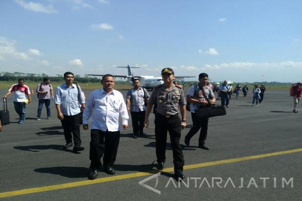 3.800 Personel Amankan Kunjungan Kerja  Presiden di Jember