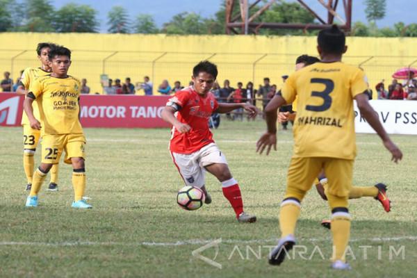 Madura FC Berhasil Curi Poin di Palu