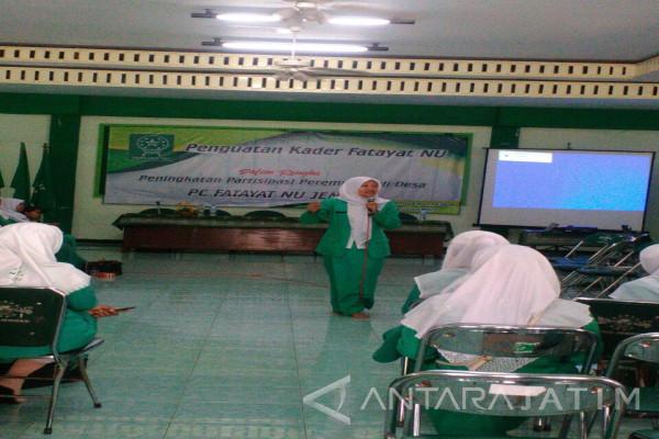 Fatayat NU Jember Dorong Peningkatan Partisipasi Perempuan dalam Pembangunan Desa