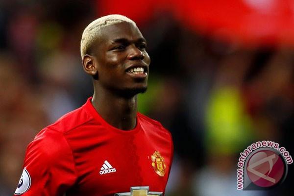 Gol Pogba Antar United Tundukkan Young Boys 3-0
