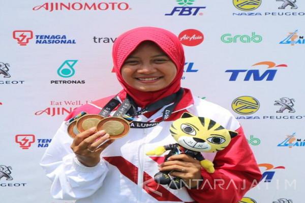 Atlet Jatim Persembahkan 77 Medali SEA Games untuk Indonesia