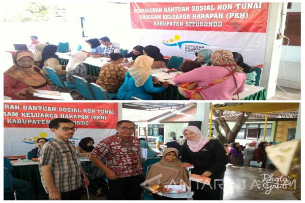 Seluruh KPM PKH di Situbondo Beralih Nontunai (Video)