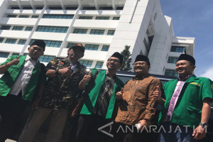 Ansor Surabaya Siap NU-kan Eks HTI