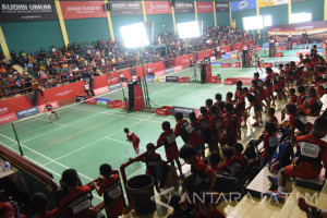Tim Thomas-Uber Indonesia Optimistis Hadapi Perempat Final