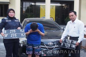 Polisi Tetapkan Tersangka Pemilik Mobil Vios Diduga Curian