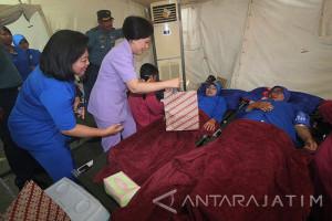 Bakti Sosial TNI AL Dan Jalasenastri